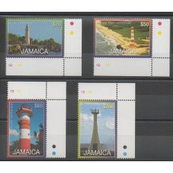 Jamaïque - 2015 - No 1197/1200 - Phares