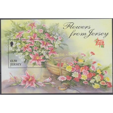 Jersey - 1998 - No BF 23 - Fleurs