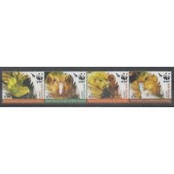 Nouvelle-Zélande - 2005 - No 2181/2184 - Oiseaux