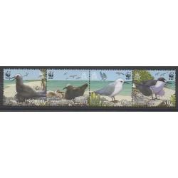 Pitcairn - 2007 - No 663/666 - Oiseaux