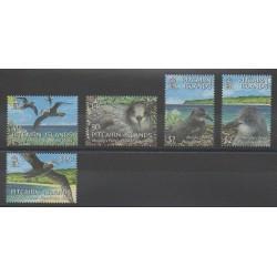 Pitcairn - 2004 - No 619/623 - Oiseaux