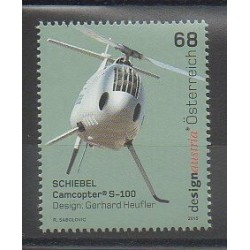 Austria - 2015 - Nb 3062 - Helicopters
