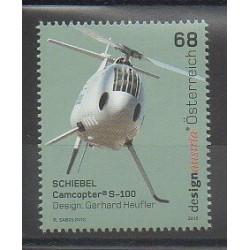 Autriche - 2015 - No 3062 - Hélicoptères