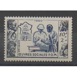 Togo - 1950 - Nb 254