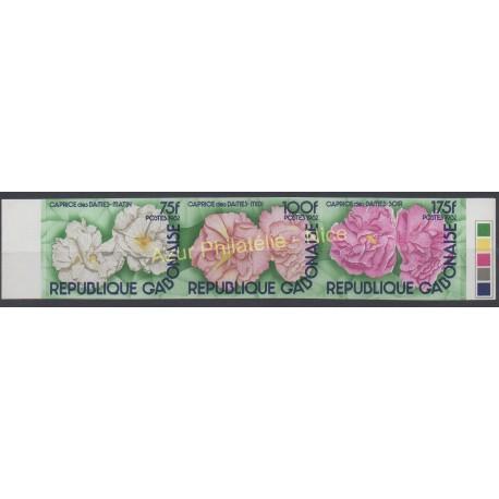 Gabon - 1982 - No 502A ND - Roses