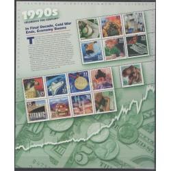 États-Unis - 2000 - No 3067/3081 - Histoire