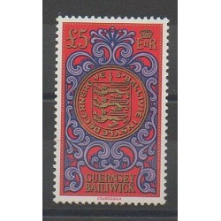 Guernsey - 1981 - Nb 219 - Coats of arms