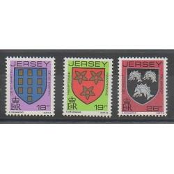 Jersey - 1988 - No 433/435 - Armoiries