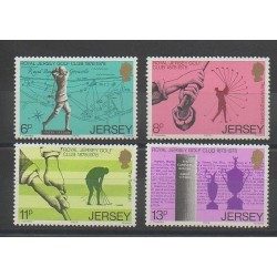 Jersey - 1978 - No 167/170 - Sports divers