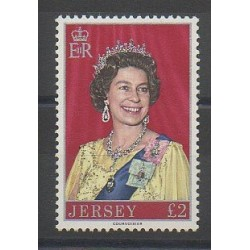 Jersey - 1977 - Nb 166 - Royalty