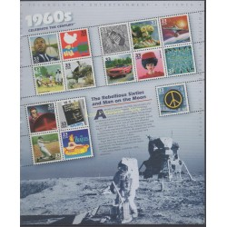 États-Unis - 1999 - No 2945/2959 - Histoire