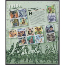 United States - 1998 - Nb 2695/2709 - History