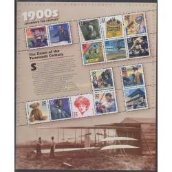 États-Unis - 1998 - No 2680/2694 - Histoire