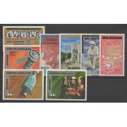 Centrafricaine (République) - 1977 - No PA159/PA166