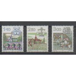 Suisse - 1985 - No 1217/1218 - 1242 - Horoscope