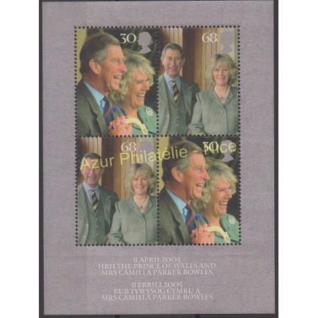 Great Britain - 2005 - Nb BF 30 - Royalty