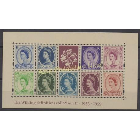 Great Britain - 2003 - Nb BF 20 - Royalty