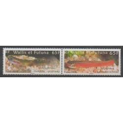 Wallis et Futuna - 2009 - No 717/718 - Poissons