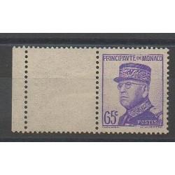 Monaco - Variétés - 1937 - No 160a