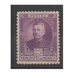 Monaco - Varieties - 1923 - Nb 68d