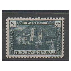 Monaco - Variétés - 1922 - No 63a