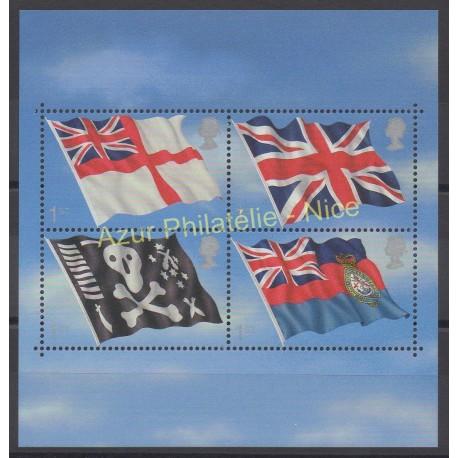 Grande-Bretagne - 2001 - No BF 15
