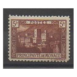 Monaco - Varieties - 1922 - Nb 62a