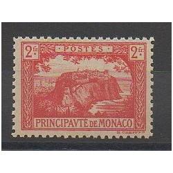 Monaco - Varieties - 1922 - Nb 61a