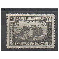 Monaco - Varieties - 1922 - Nb 59a