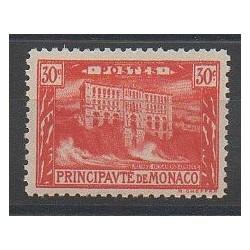 Monaco - Varieties - 1922 - Nb 56c