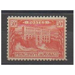 Monaco - Variétés - 1922 - No 56b