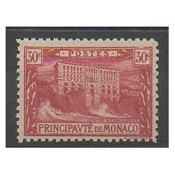 Monaco - Variétés - 1922 - No 56a