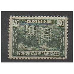 Monaco - Variétés - 1922 - No 55a