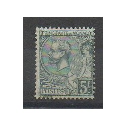 Monaco - Varieties - 1920 - Nb 47a - Mint hinged