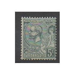 Monaco - Varieties - 1920 - Nb 47a