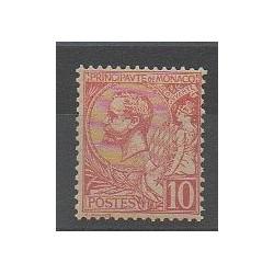 Monaco - Varieties - 1901 - Nb 23a