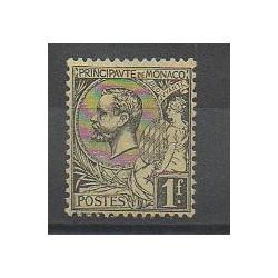 Monaco - Variétés - 1891 - No 20a