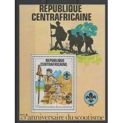 Centrafricaine (République) - 1982 - No BF53 - Scouts