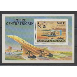 Central African Republic - 1978 - Nb BF25 - Planes
