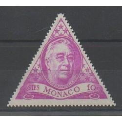 Monaco - Varieties - 1946 - Nb 295a