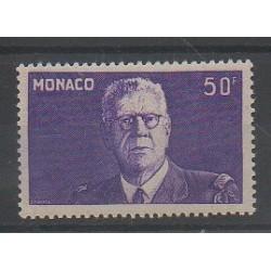 Monaco - Varieties - 1943 - Nb 264a