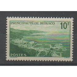 Monaco - Varieties - 1939 - Nb 182a