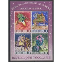 Togo - 1969 - No BF37 - Espace