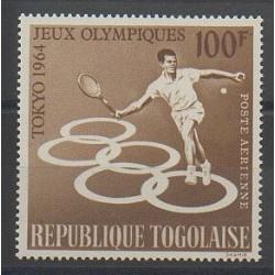 Togo - 1964 - No PA45 - Jeux Olympiques d'été