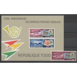 Togo - 1973 - No PA207 - BF71 - Timbres sur timbres