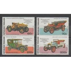 Togo - 1977 - Nb PA310/PA313 - Cars
