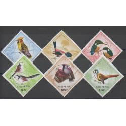 Albania - 1968 - Nb 1137/1142 - Birds
