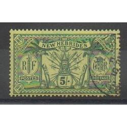 Nouvelles-Hébrides - 1911 - No 57 - Oblitéré