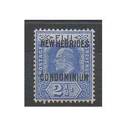 Nouvelles-Hébrides - 1911 - No 23