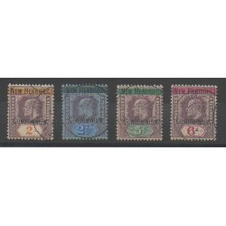 New Hebrides - 1908 - Nb 7/10 - Used